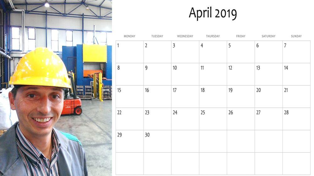 2019 april